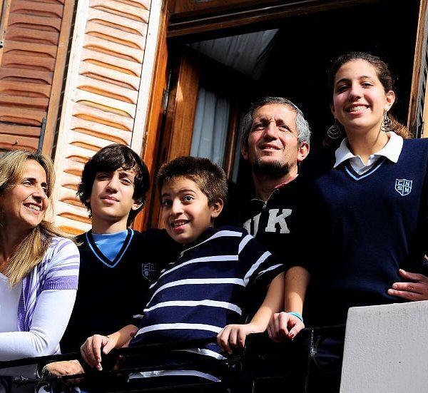 LDNBS Family Photo