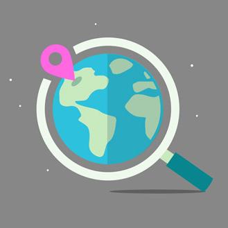 USMap-Search_LDNBS_Tall_World_Globe