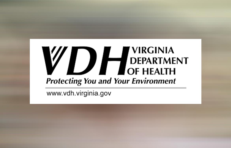 Virginia Department of Health Logo - Krabbe Newborn Screening