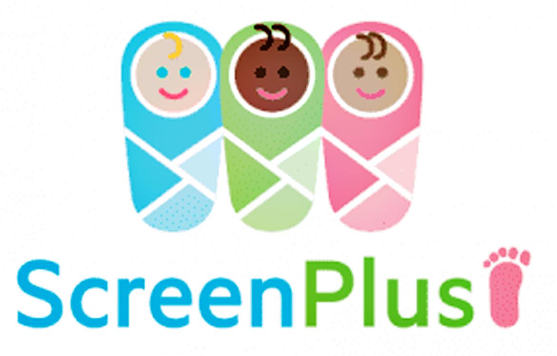 ScreenPlus logo New York State Newborn Screening Pilot Program